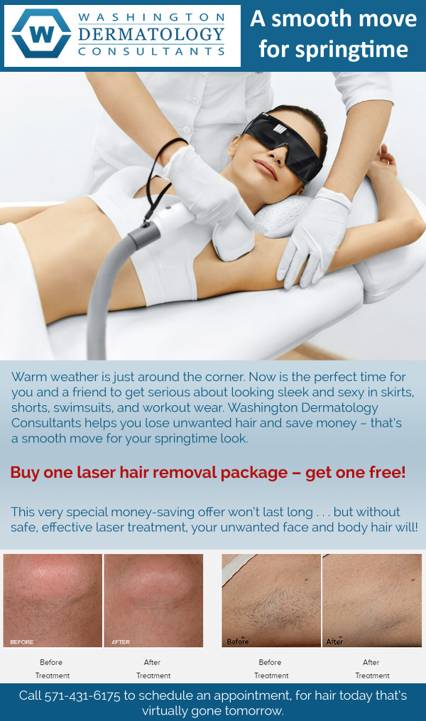 Laser Hair Removal Washington Dermatology Consultants
